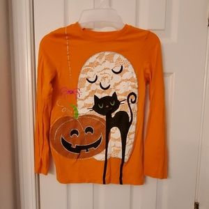 Children's place Halloween long sleeved tshirt